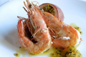restaurant gastronomique nosy be